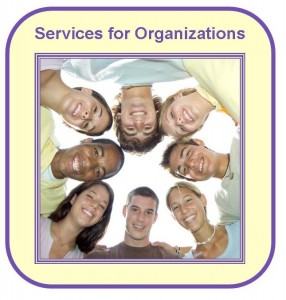 Services for Organizations