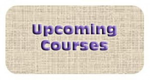 Upcoming Courses Button